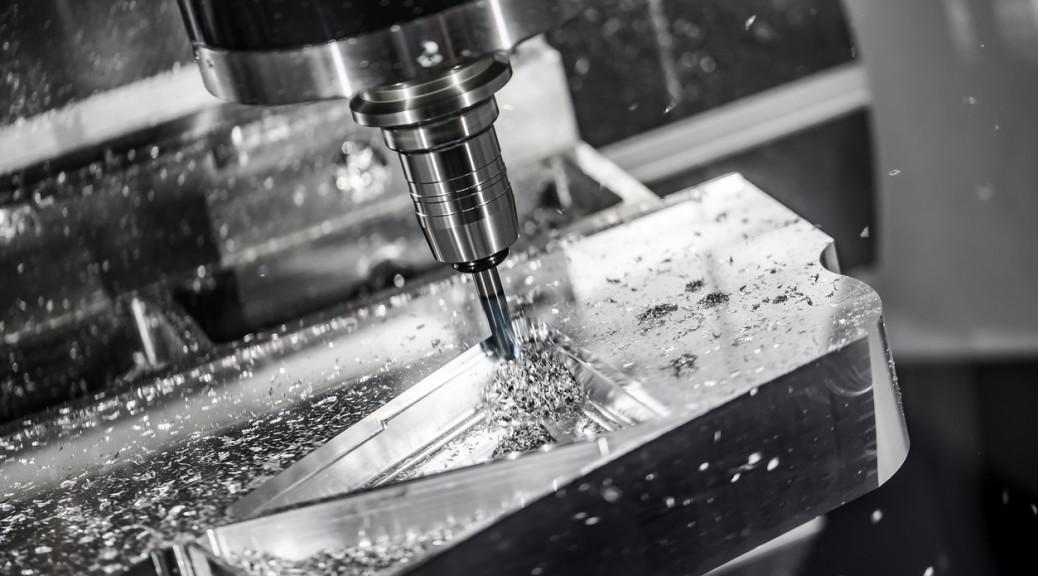 Moderne CNC maskiner er bedre for miljøet