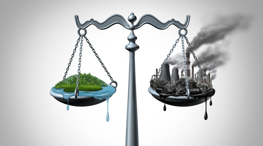 Vægt mellem natur og industri