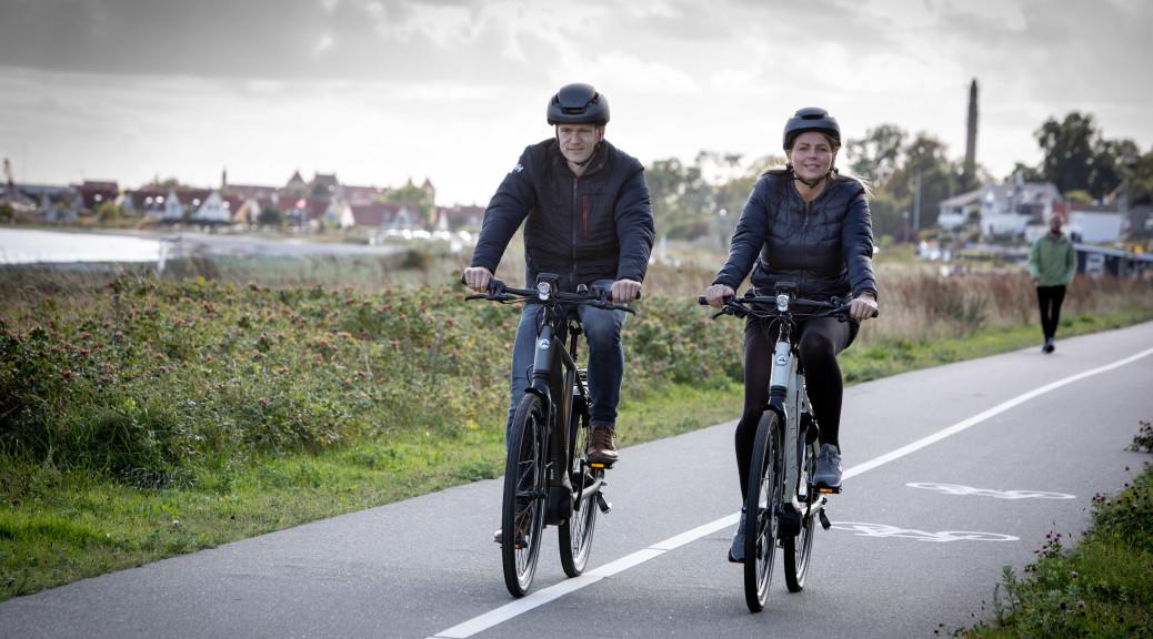 Køb elcykler hos Kibæk Cykler